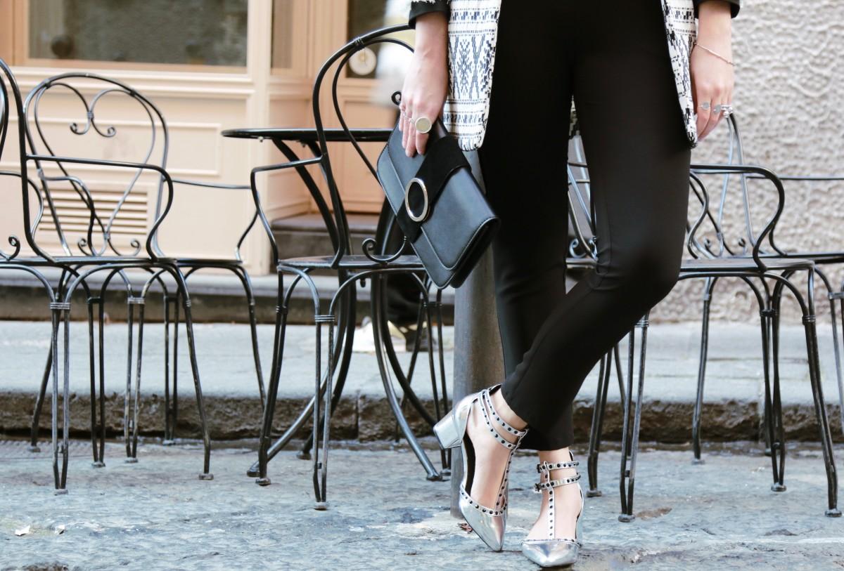 cosa indossare per un vernissage scarpe