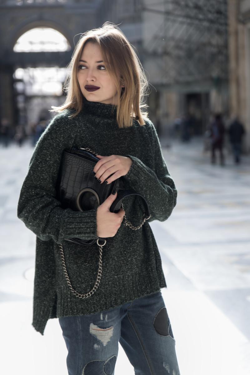 Petite Outfit PassepartoutLa E MaglioneJeans StivalettiUn CsrxhQdt