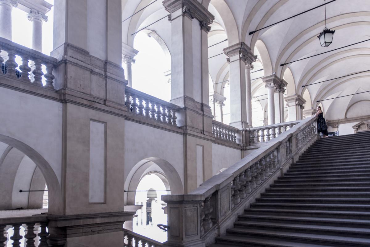 Palazzo di Brera di Milano