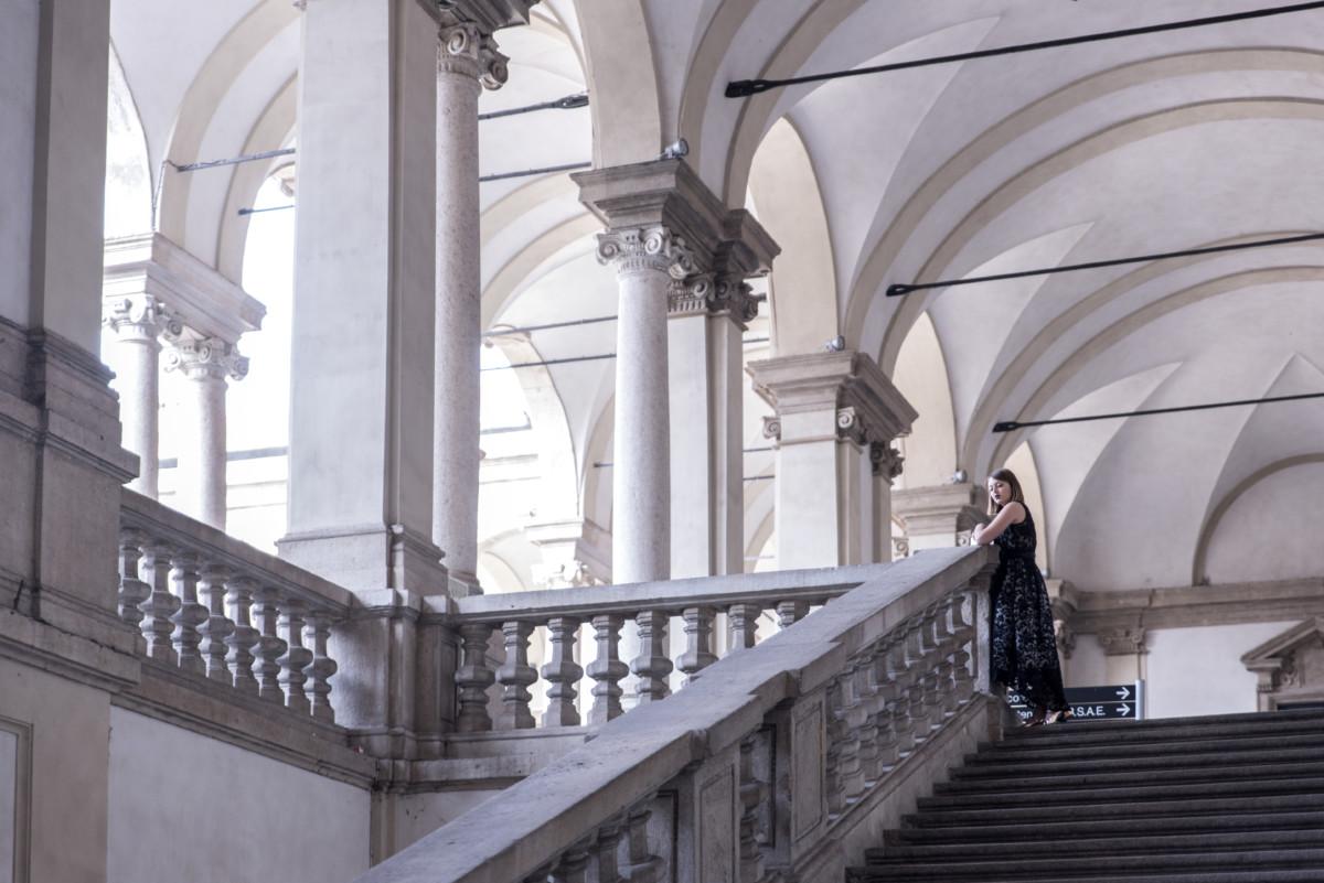 Milano: Pinacoteca di Brera