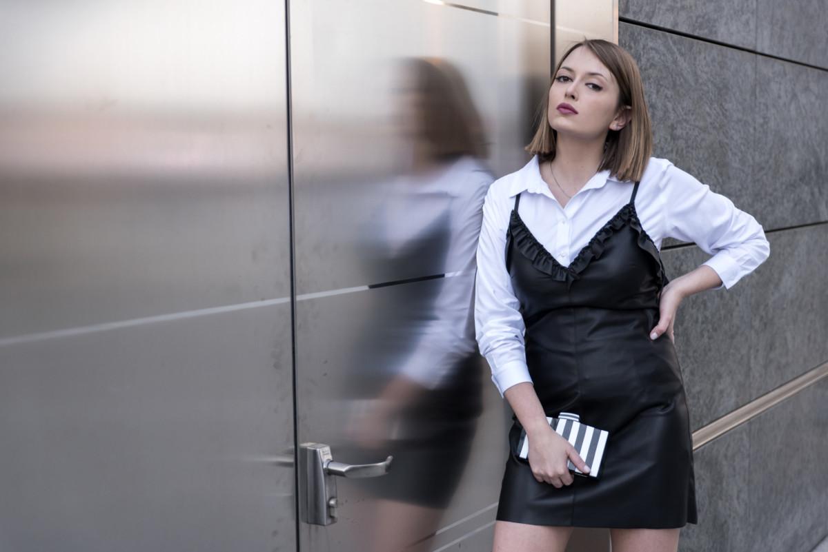 Slip dress: trend 2017