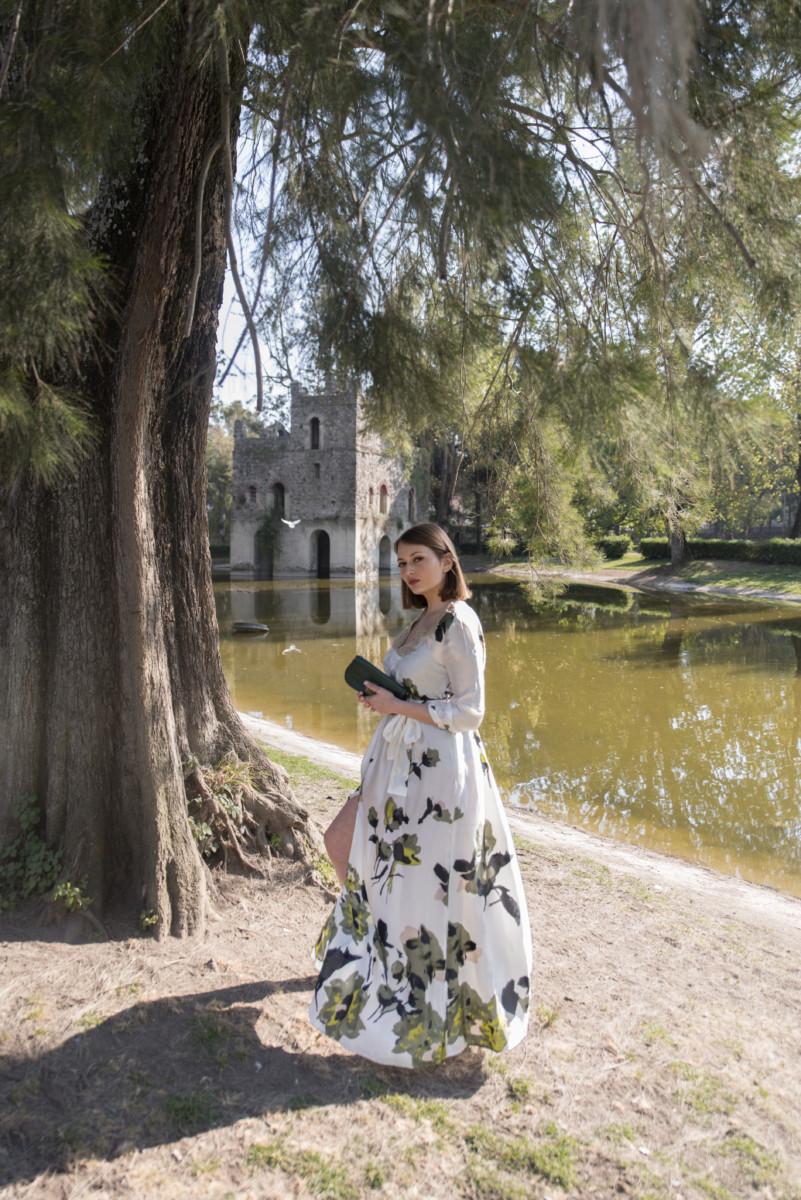 vestito floreale 11