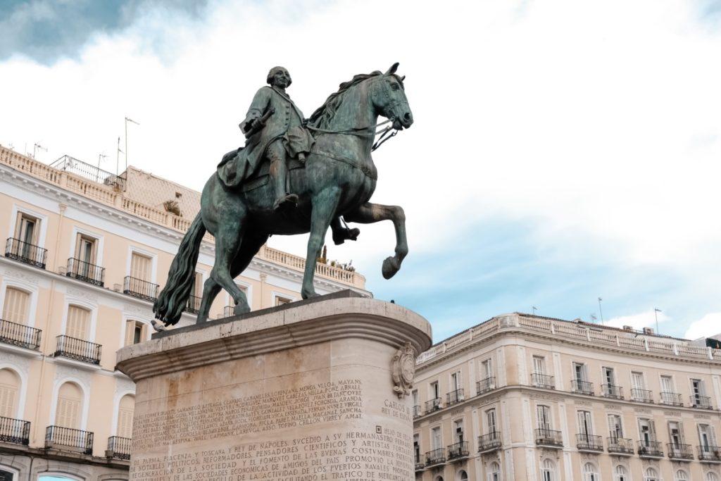 cosa vedere a Madrid in 3 giorni: Puerta del Sol