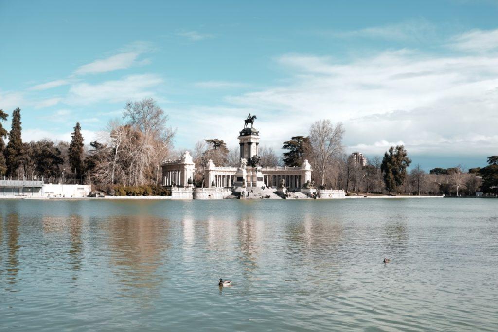 cosa vedere a Madrid in 3 giorni El retiro