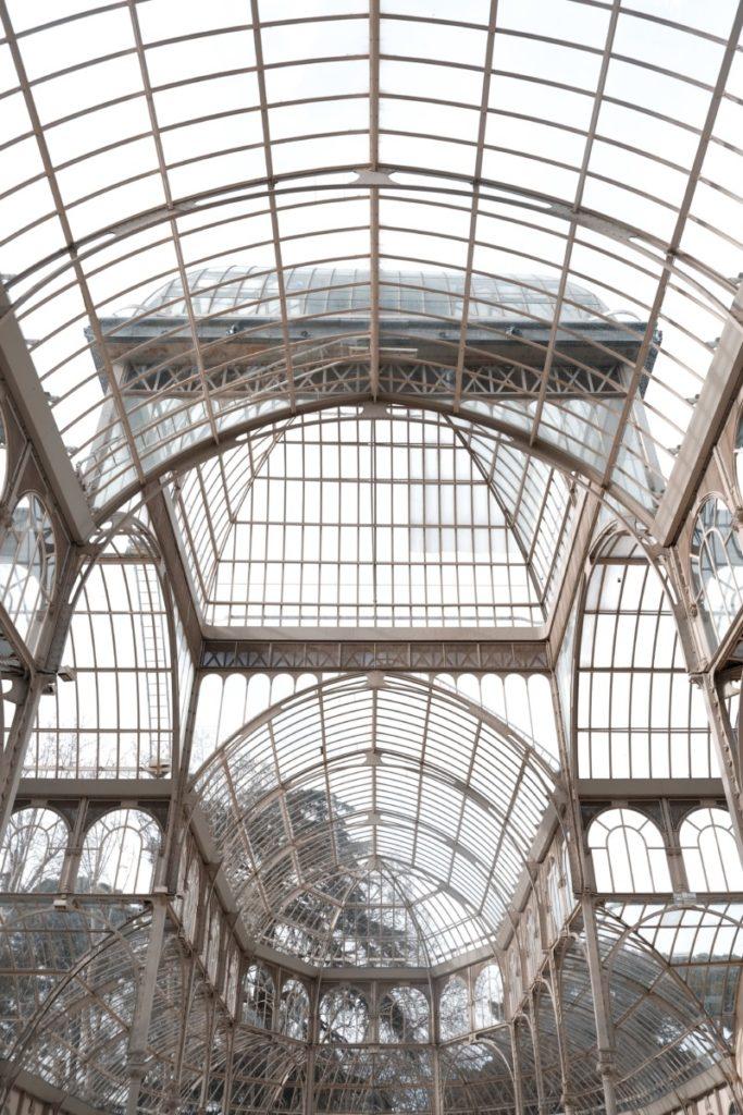 cosa vedere a Madrid in 3 giorni: Palacio de Cristal