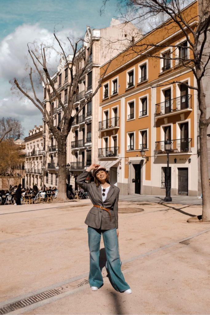 cosa vedere a Madrid in 3 giorni: Plaza de la Paja
