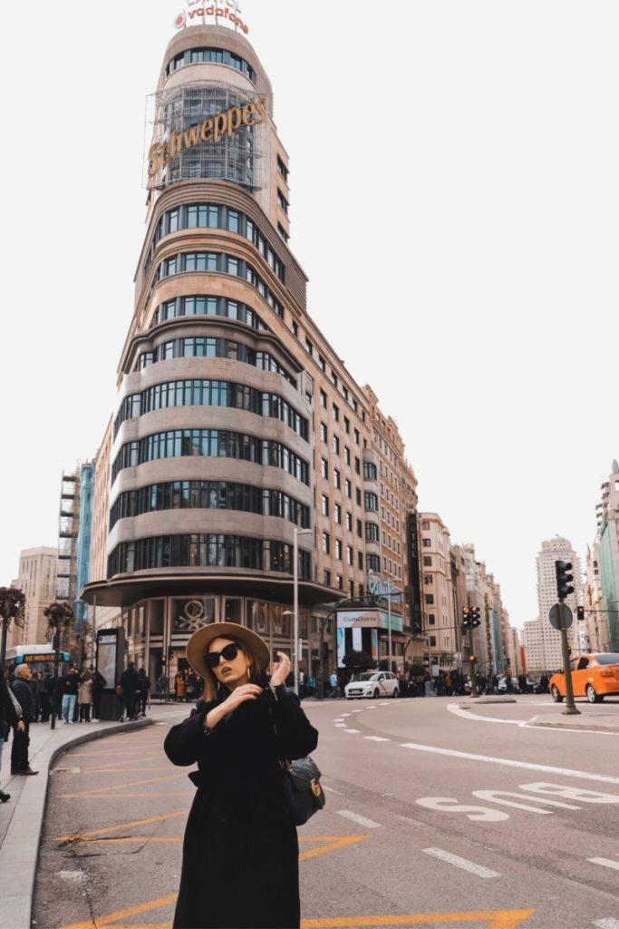 cosa vedere a Madrid in 3 giorni: Gran Via