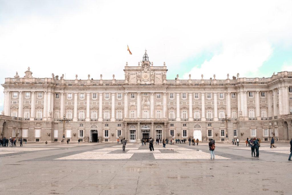 Cosa vedere a Madrid? Palacio Real
