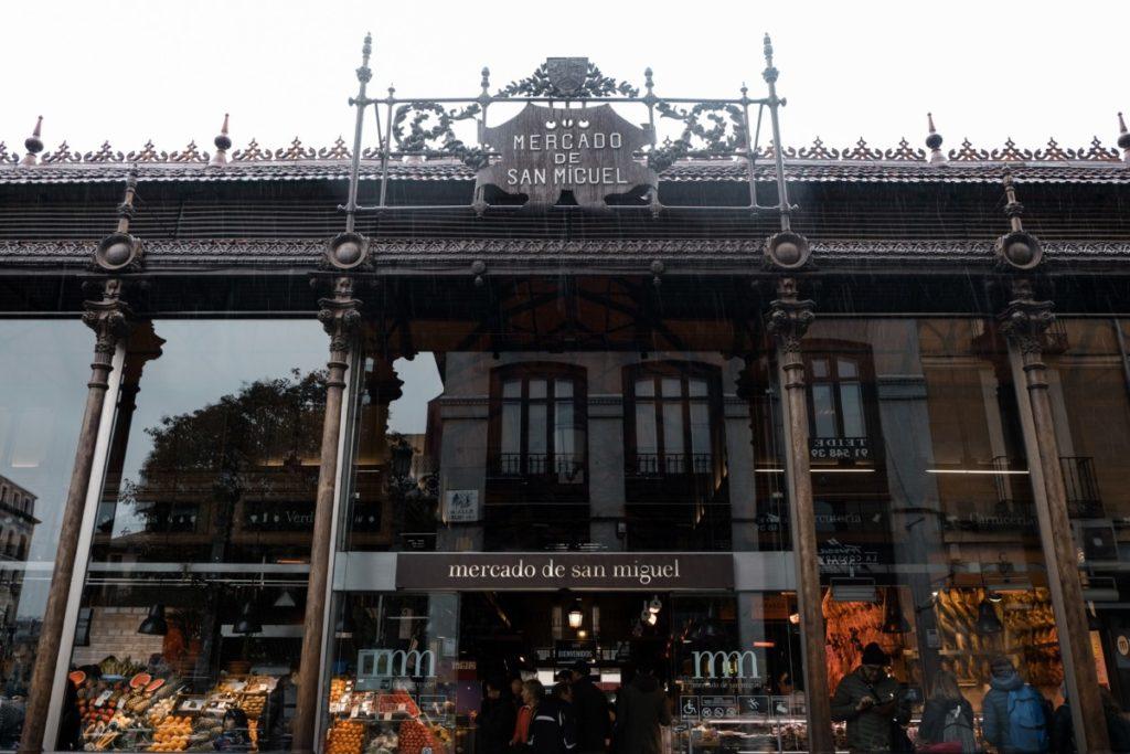 cosa vedere a Madrid in 3 giorni: Mercado de San Miguel