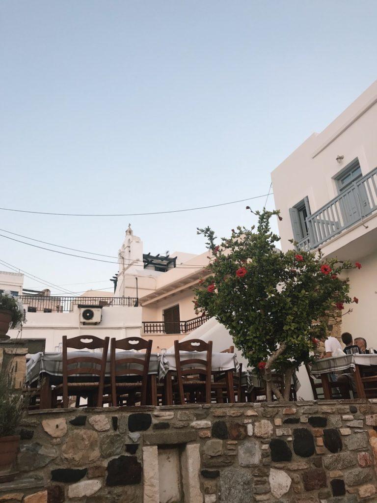 i locali Naxos
