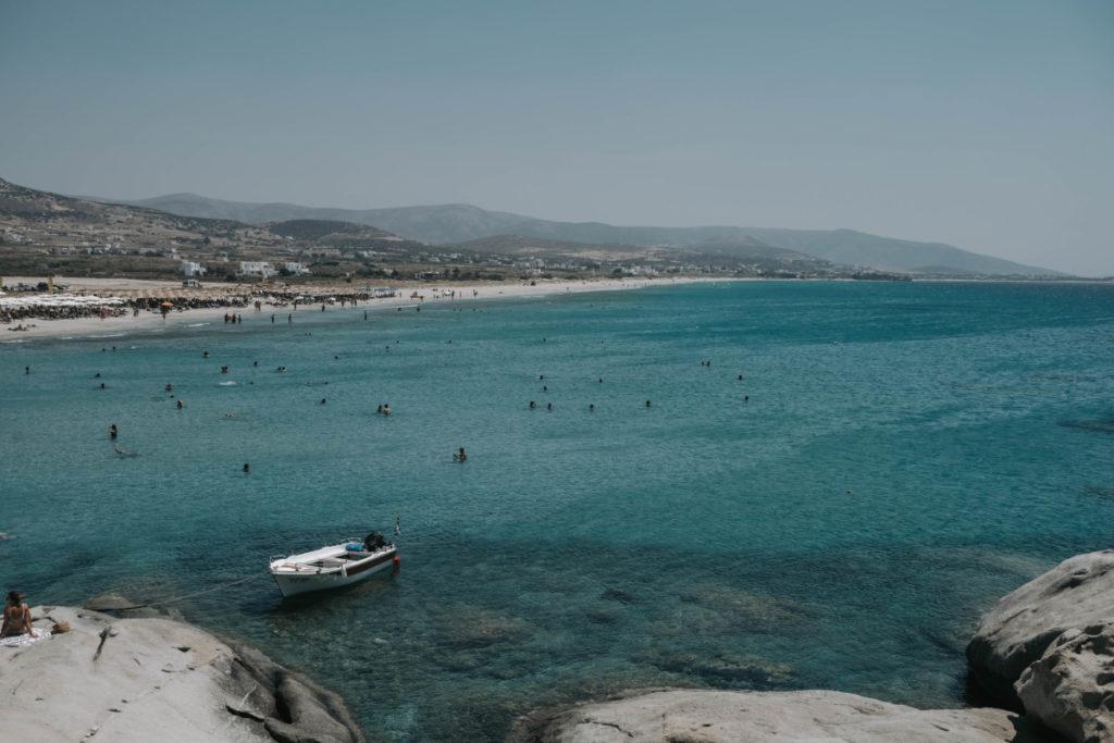 isola di naxos spiagge