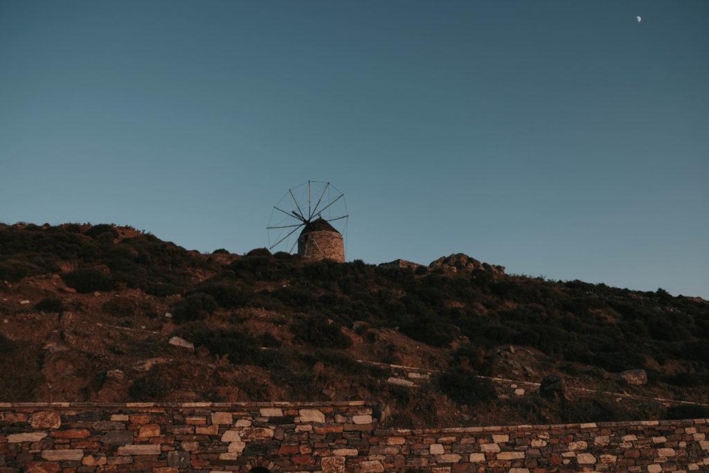 Isola di Naxos: tempio di apollo