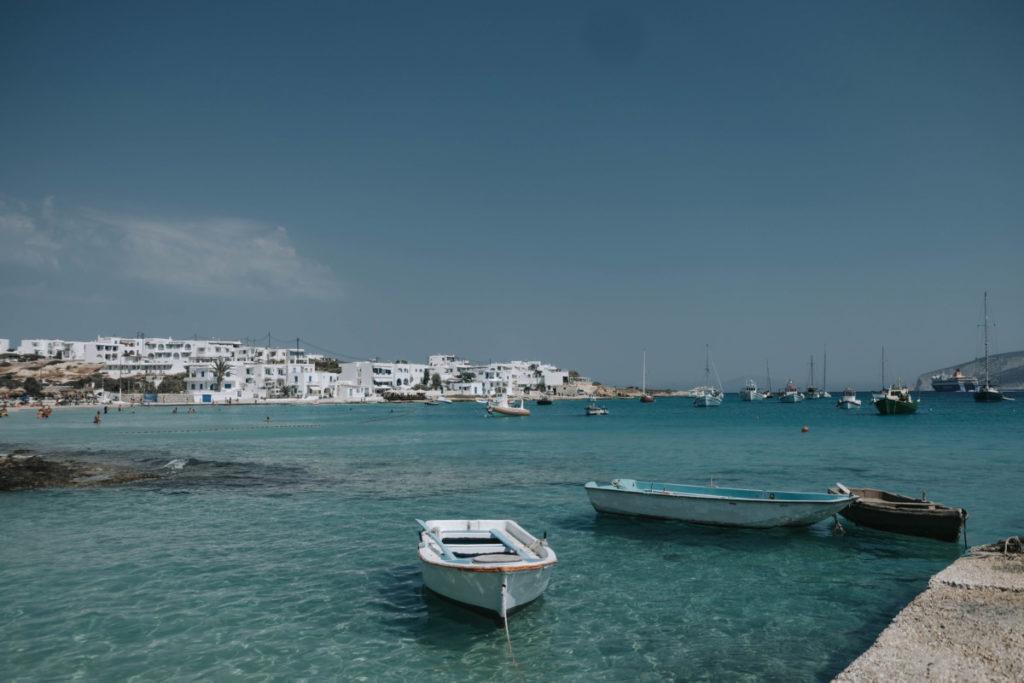 dove alloggiare a Naxos