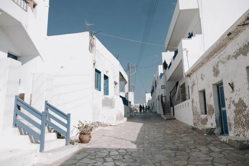 dove alloggiare sull'isola di Naxos