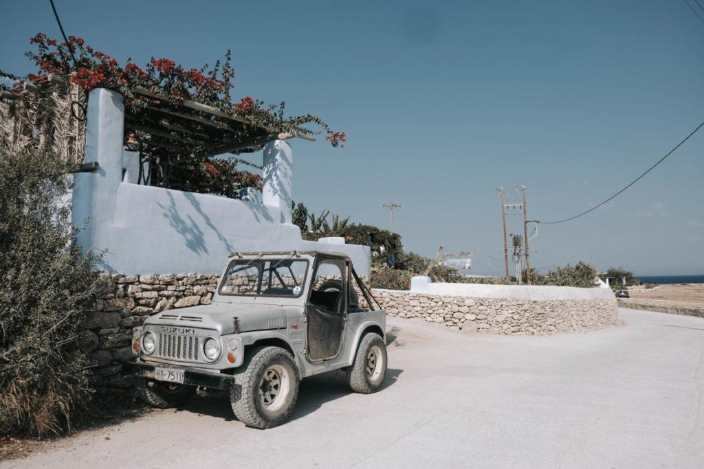 Isola di Naxos cosa visitare