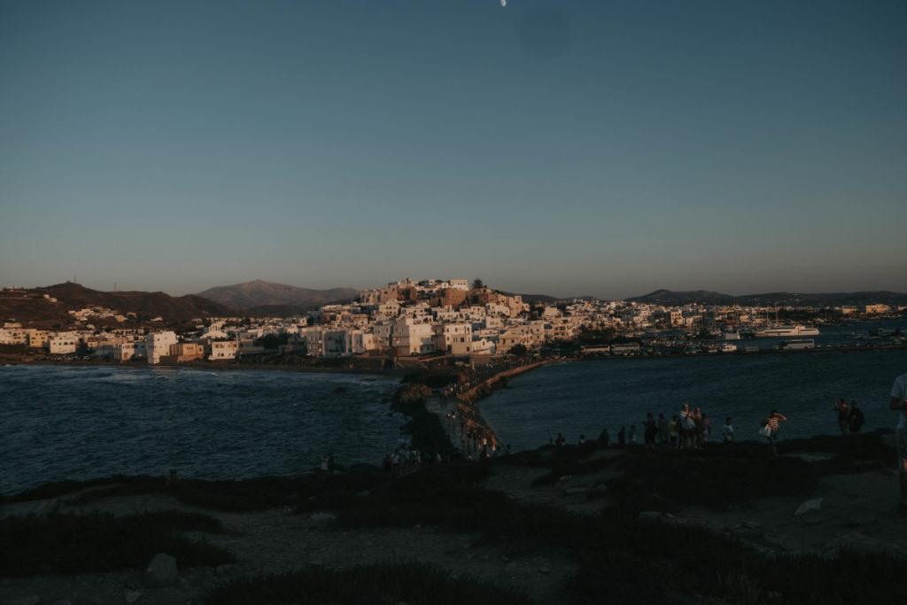isola di Naxos: cosa vedere