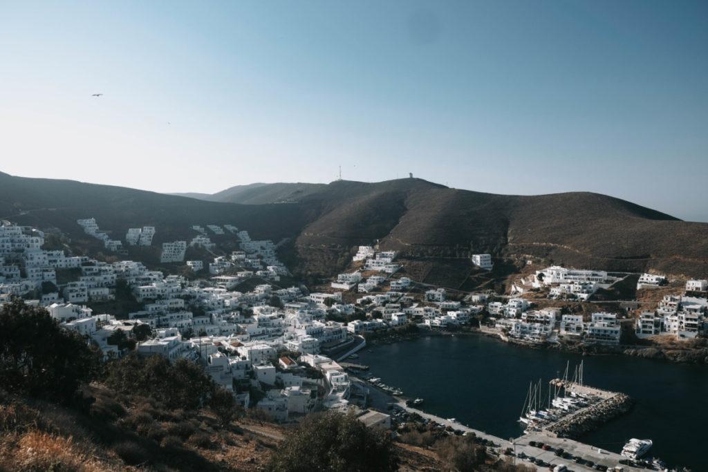 cinque giorni ad Astypalea
