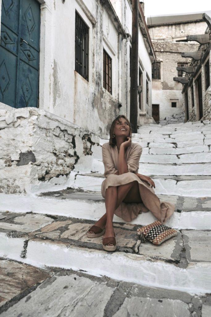 Isola di naxos tempio di apollo