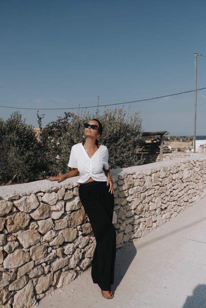isola di Naxos foto