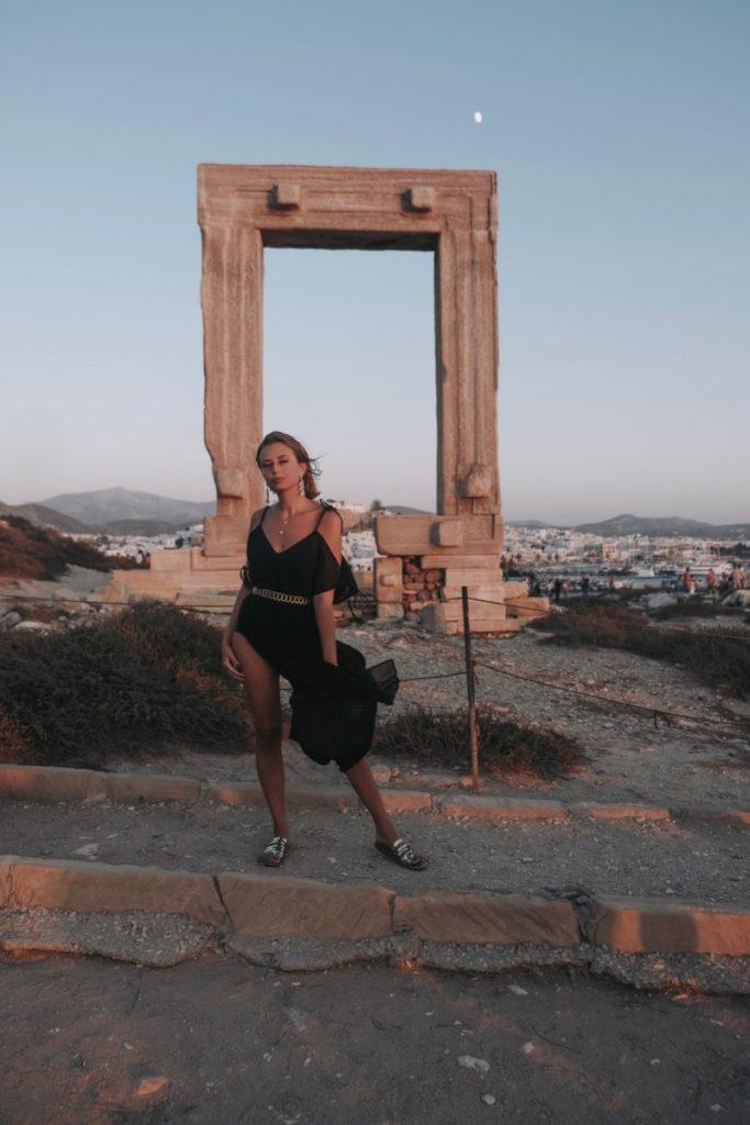 Templi a Naxos