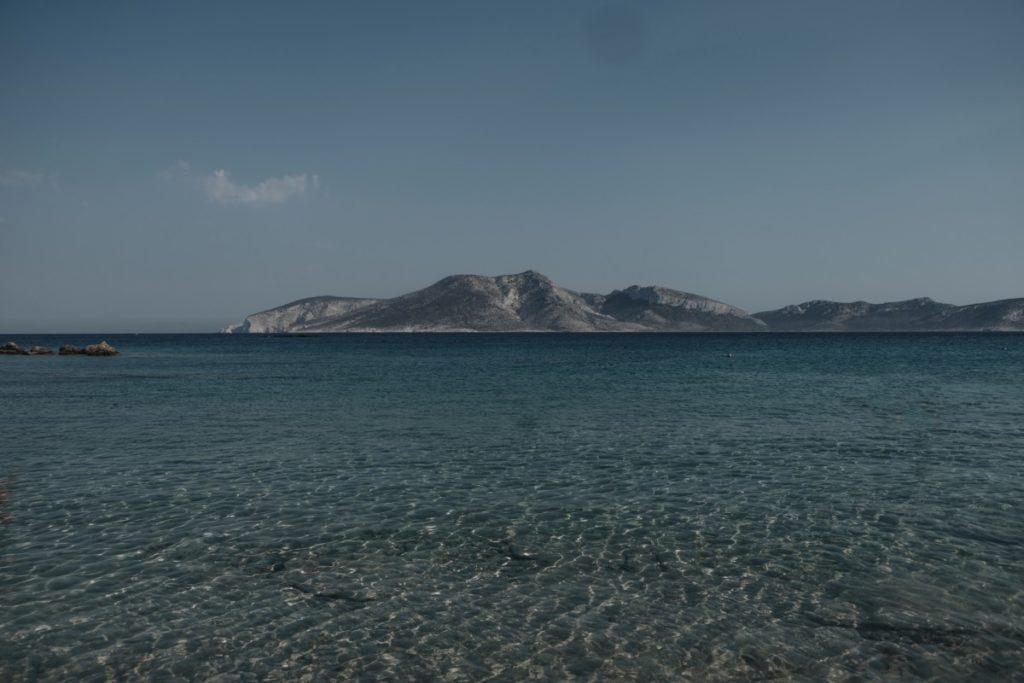 vacanza sull'isola di Naxos