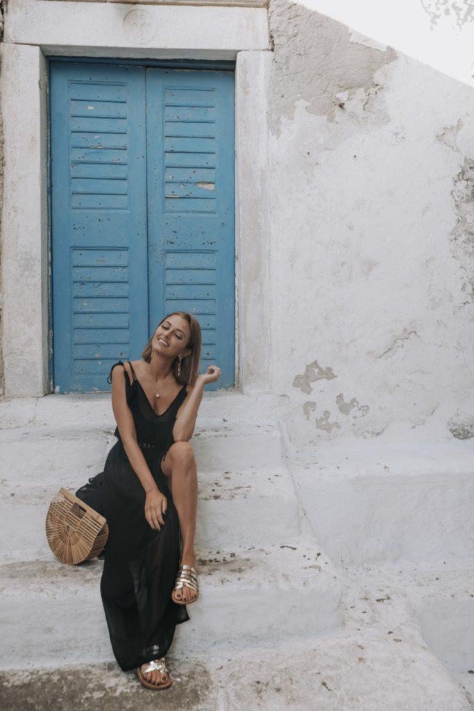 una settimana a Naxos
