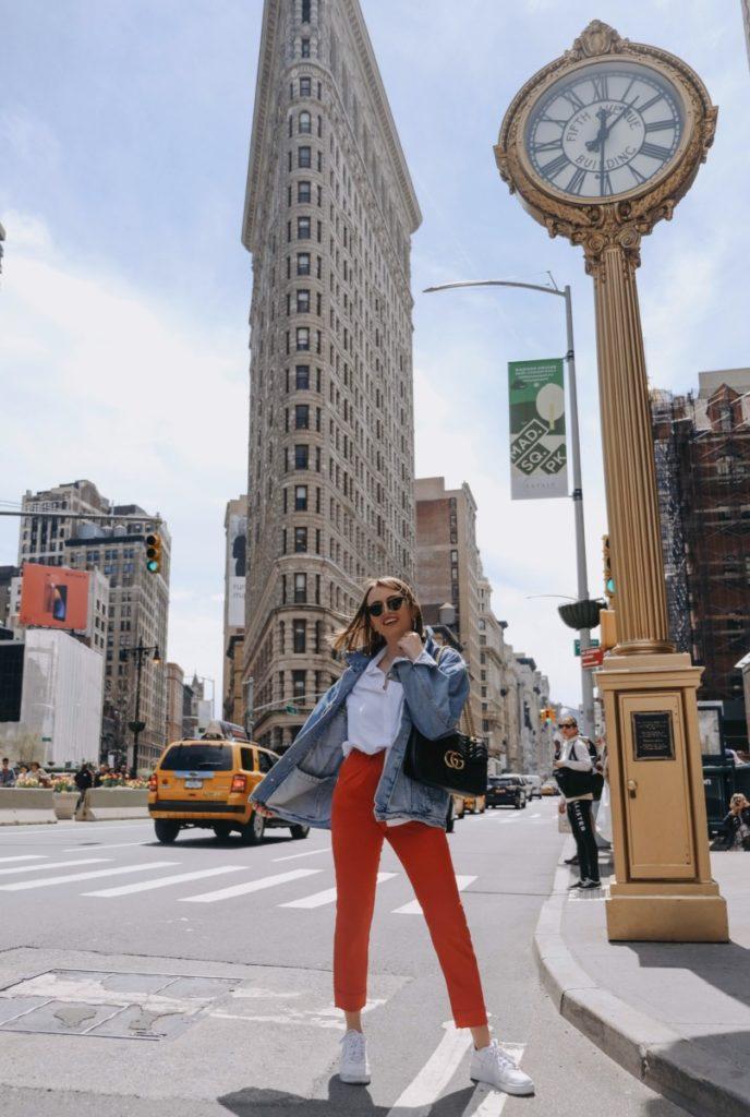new york in 7 giorni La Petite Robi Noire