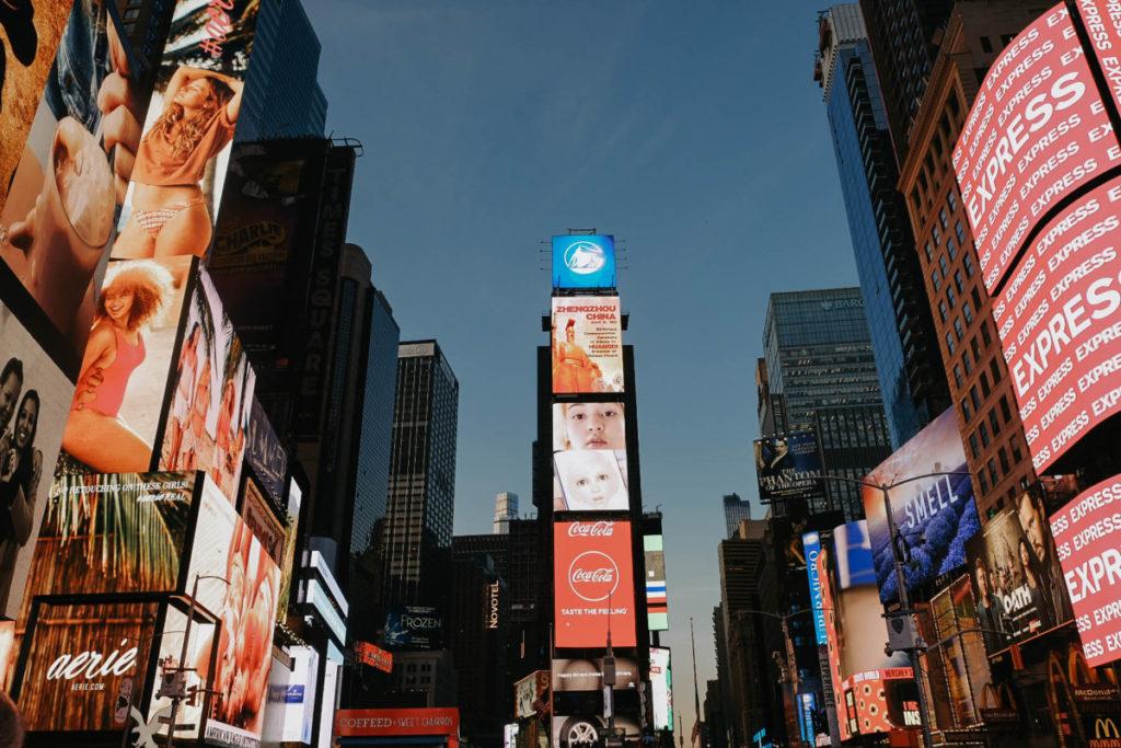 new york in 7 giorni